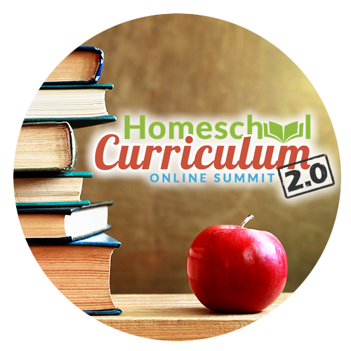 The Homeschool Curriculum Summit 2.0 (coming March 25-30, 2019) is a free online event with over 25 speaker video sessions that will apply biblical principles to the nitty-gritty of choosing and using curriculum — yes, even math! You'll be equipped to select the right fit for every subject, for every child, so you can homeschool with confidence. You ready? Sign up now.